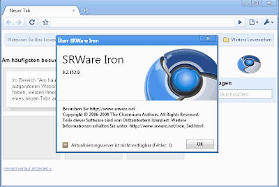 SRWare Iron