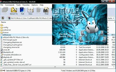 EMule 0.49b PrE Mod V1.5