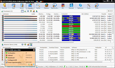 eMule sivka v19b1 based on eMule 0.49b codename  Duisburg