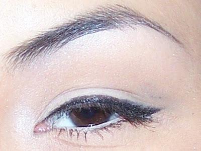wear eyeliner mascara Marilyn Monroe eyeliner