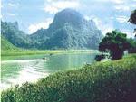 Lối vào Phong Nha