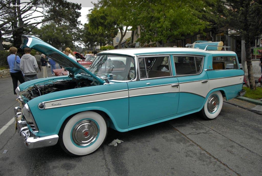 automobile brand 39 s of the past 1957 rambler cross. Black Bedroom Furniture Sets. Home Design Ideas