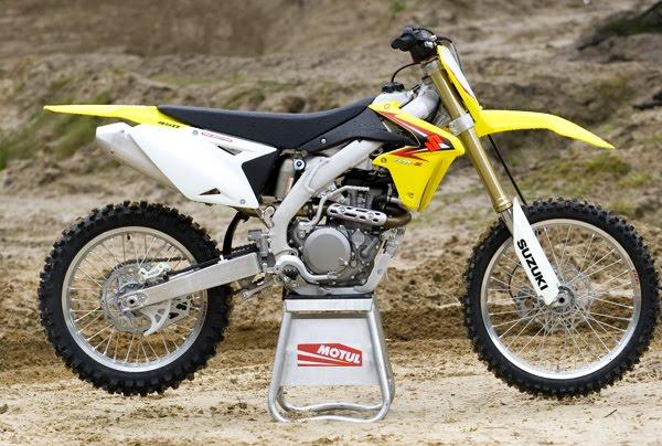2010 Motocross bikes: 2010 Suzuki RM-Z 450 First Look