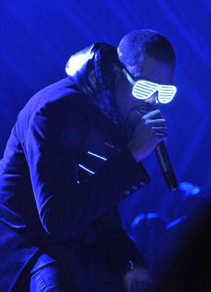 Kanye West Sunglasses All
