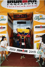 Finisher IM Lanzarote 2009
