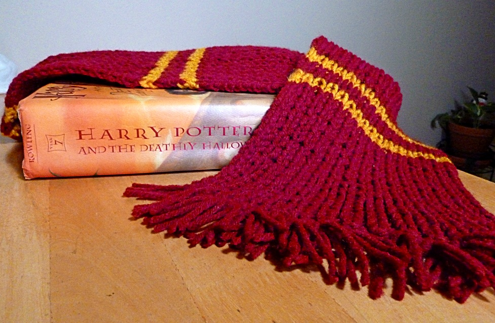 Masidesigns The Wizarding Knits Of Harry Potter