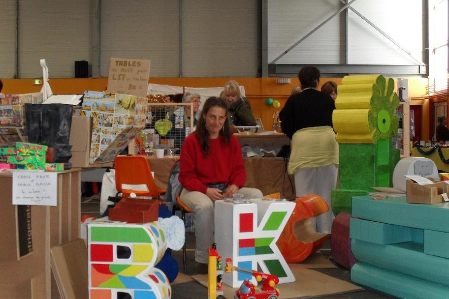 Cartonnageco - Fabrication de meubles en carton ...