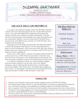 Creating a one sheet write this way below is a copy of my one sheet as you can see the color and text blocking give it much more visual appeal than simply stating the information thecheapjerseys Image collections