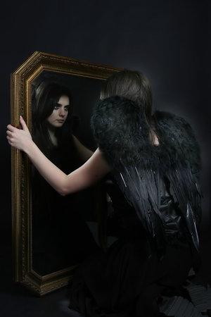 Black Angel by Dirac