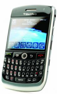Blackberry 8900 Javelin