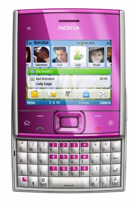 Harga Nokia X5 dan Spesifikasi