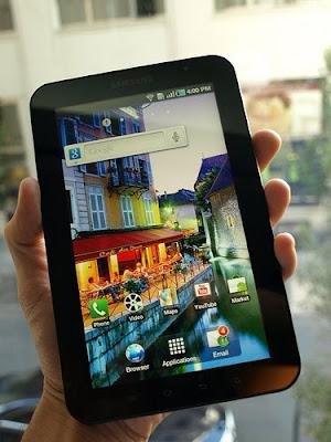 Harga Samsung Galaxy Tab dan Spesifikasi