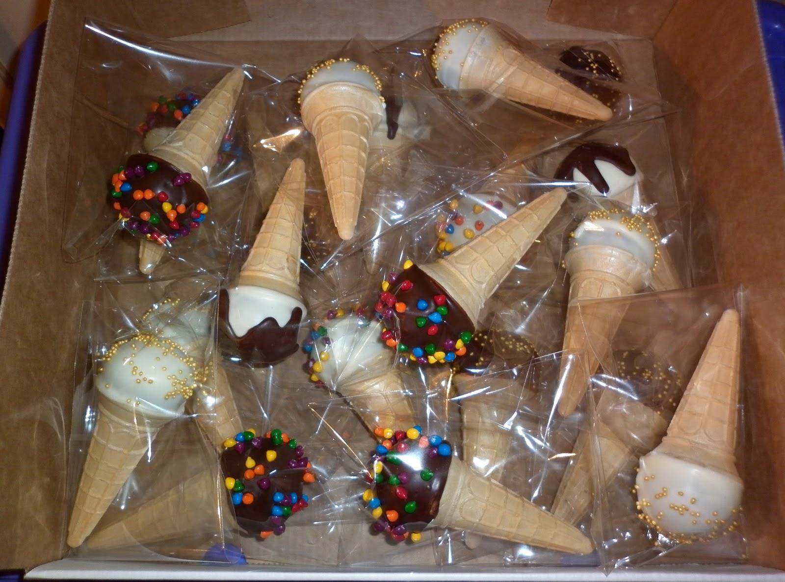 Caketopia Bake Sale Goodies