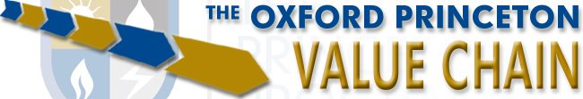 The Oxford Princeton Value Chain