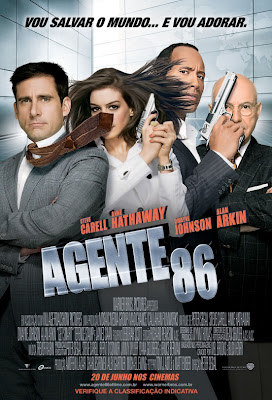 Download Agente 86 DVDRip AVI Dual Áudio RMVB Dublado