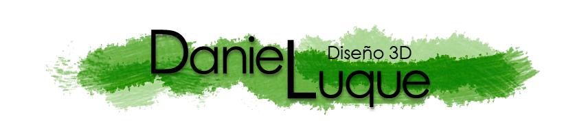 Daniel Luque, diseño 3D