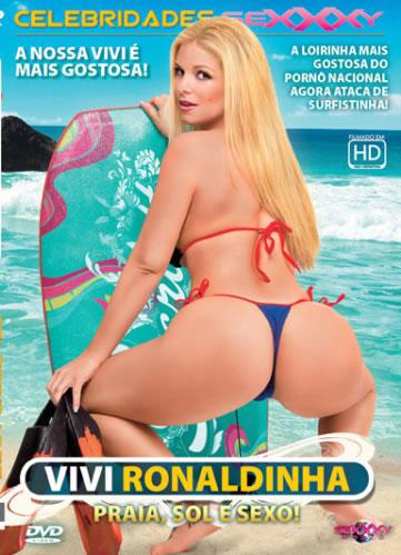 Vivi Ronaldinha Praia, Sol E Sexo