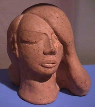 Clay lady