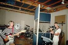 The Police Rehearsing in Recording Studio,1981