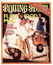 Fleetwood Mac on Rolling Stone