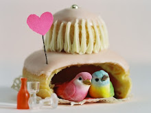 Bird Cake House