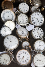 Flea Market Pocket Watches