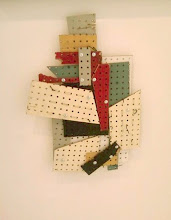 pegboard art at deitch projects