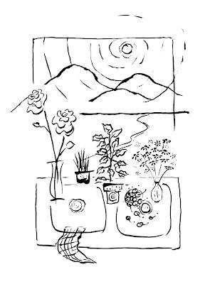 Kitchen Sink Lyrics Art taste memory: view from the kitchen sink