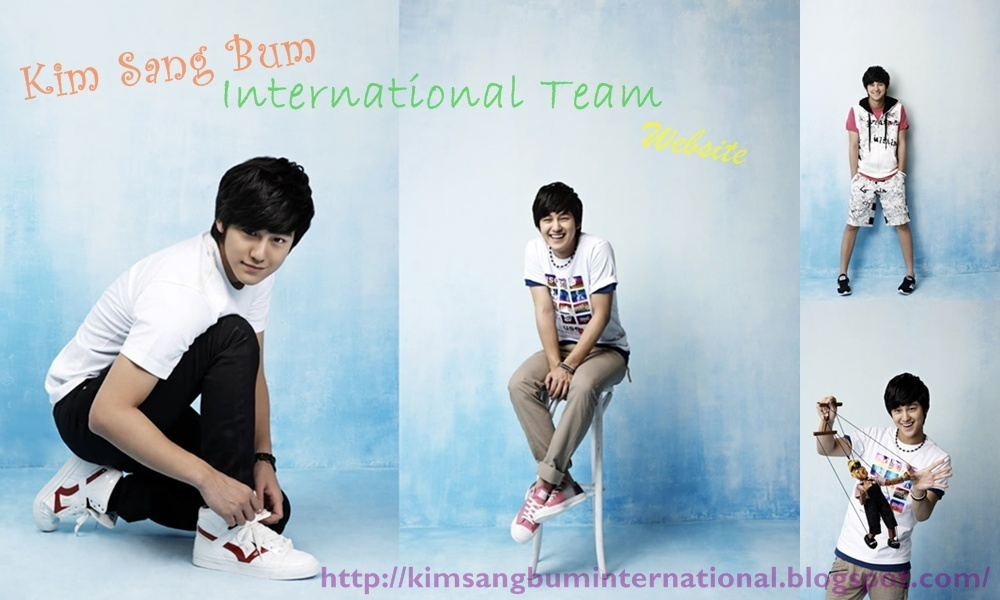 Kim Sang Bum International Team