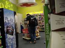 Barefoot at Store Video