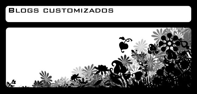 Blogs customizados