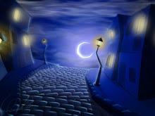 Callejón de noche