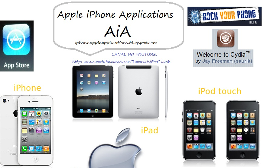 Apple iPhone Applications