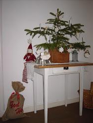 Jul hos mig