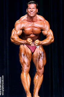Never 2 Big: Hollywood Gold's: Rich Piana