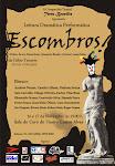 Cartaz de Divulgação da 1º Leitura Dramática na Sala do Coro do Teatro Castro Alves