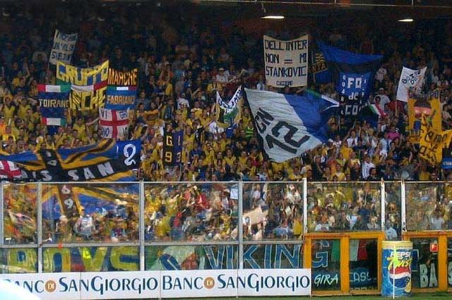 sampdoria INTER 2004/05