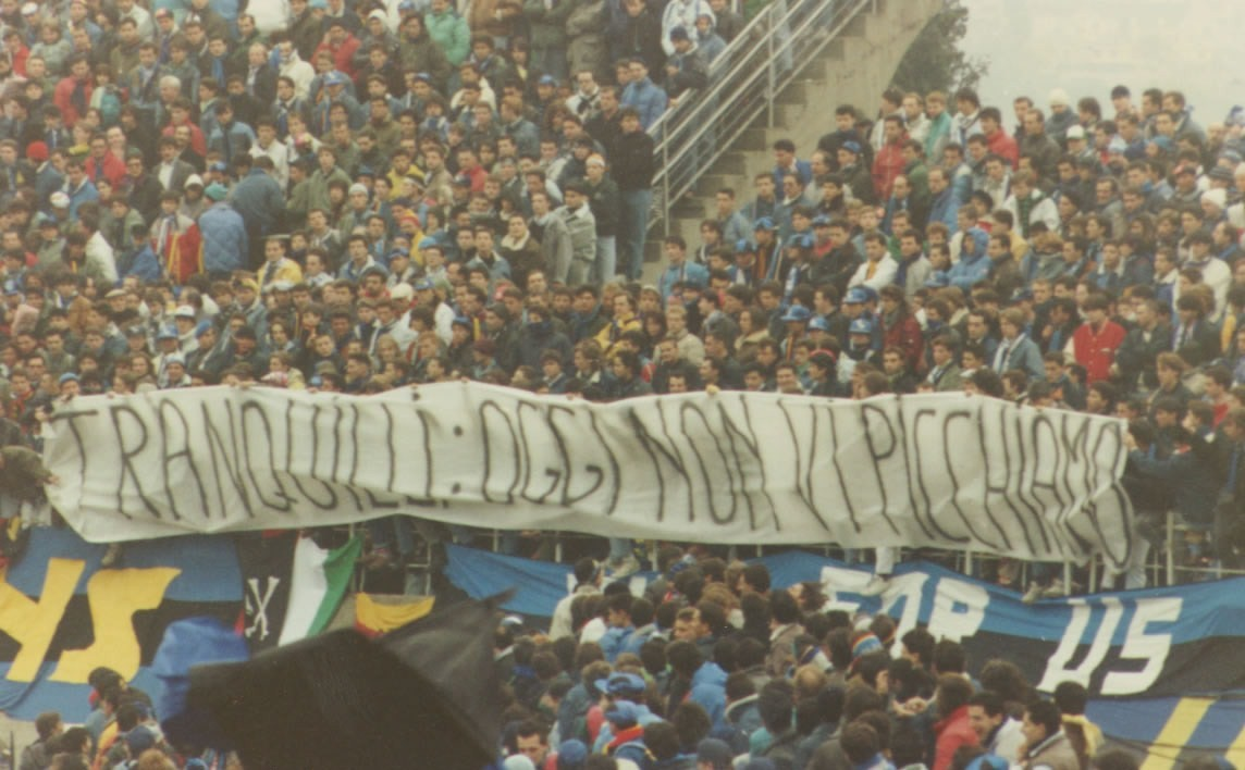 como INTER 1988/89