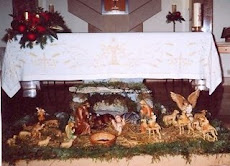 toalha de altar bordada a ouro