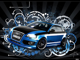 Audi S3 Avant  Vector Version