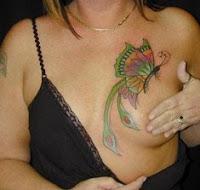 Popular Tattoos For Women - Sexy, Not Shocking