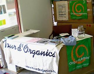 tour d'organics