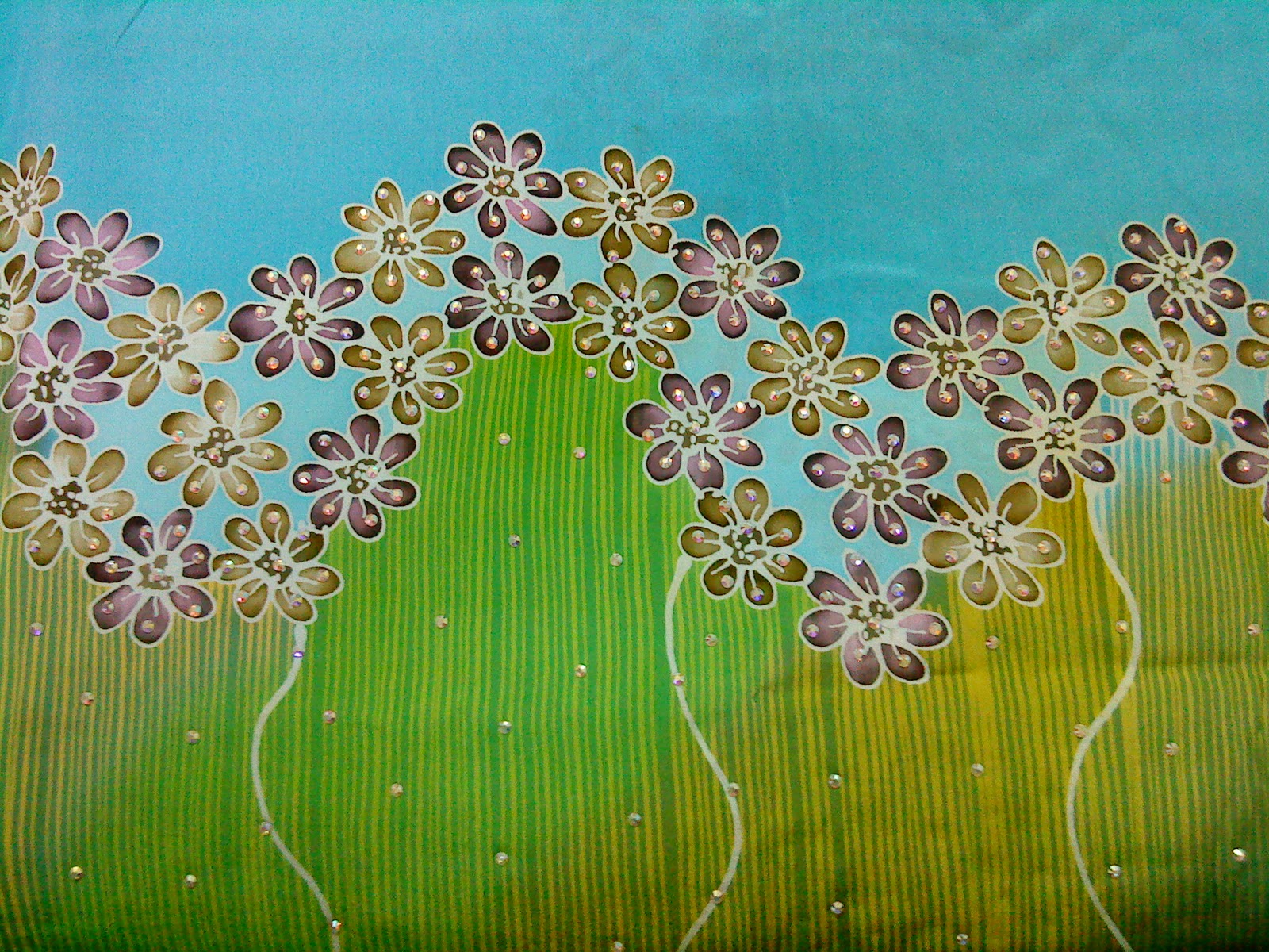 corak depan kain2 corak kaki kain batu manik di bunga sold out rm 260 ...