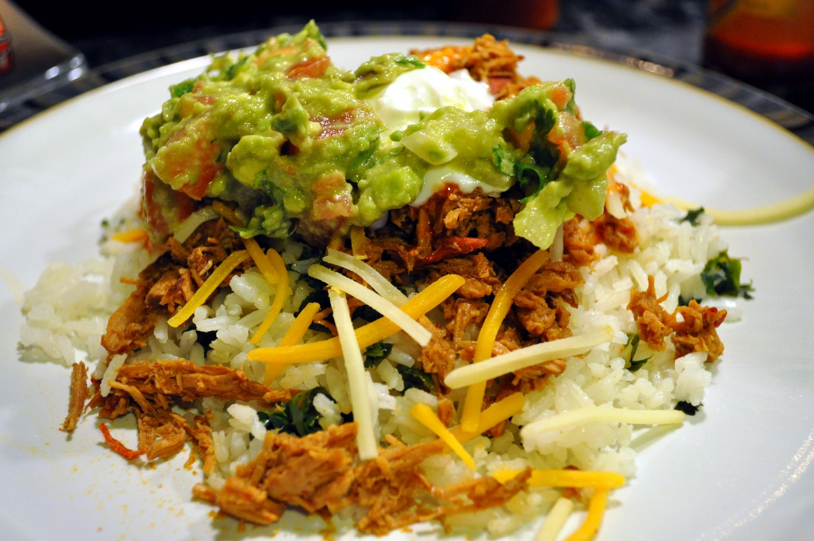 Marriage Factory: Mexican Slow Cooked Pork Carnitas