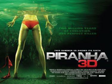 Piranijos / Piranha (2010) BDRip