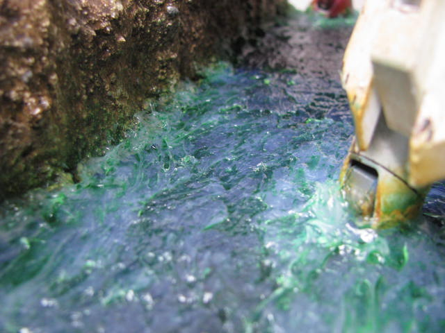 how to make clear ice diorama