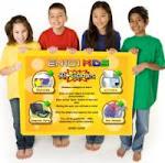 Дети голосуют за лингвотренажер