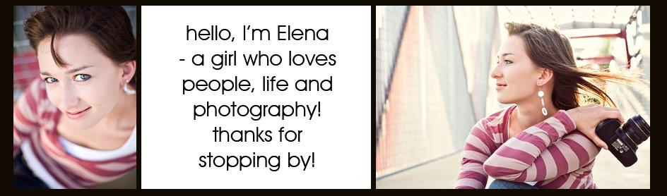 Elenutes blog'as