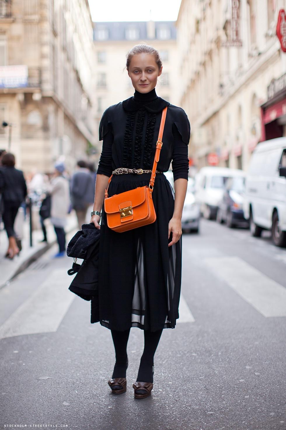 Прозрачная юбка на улице фото
