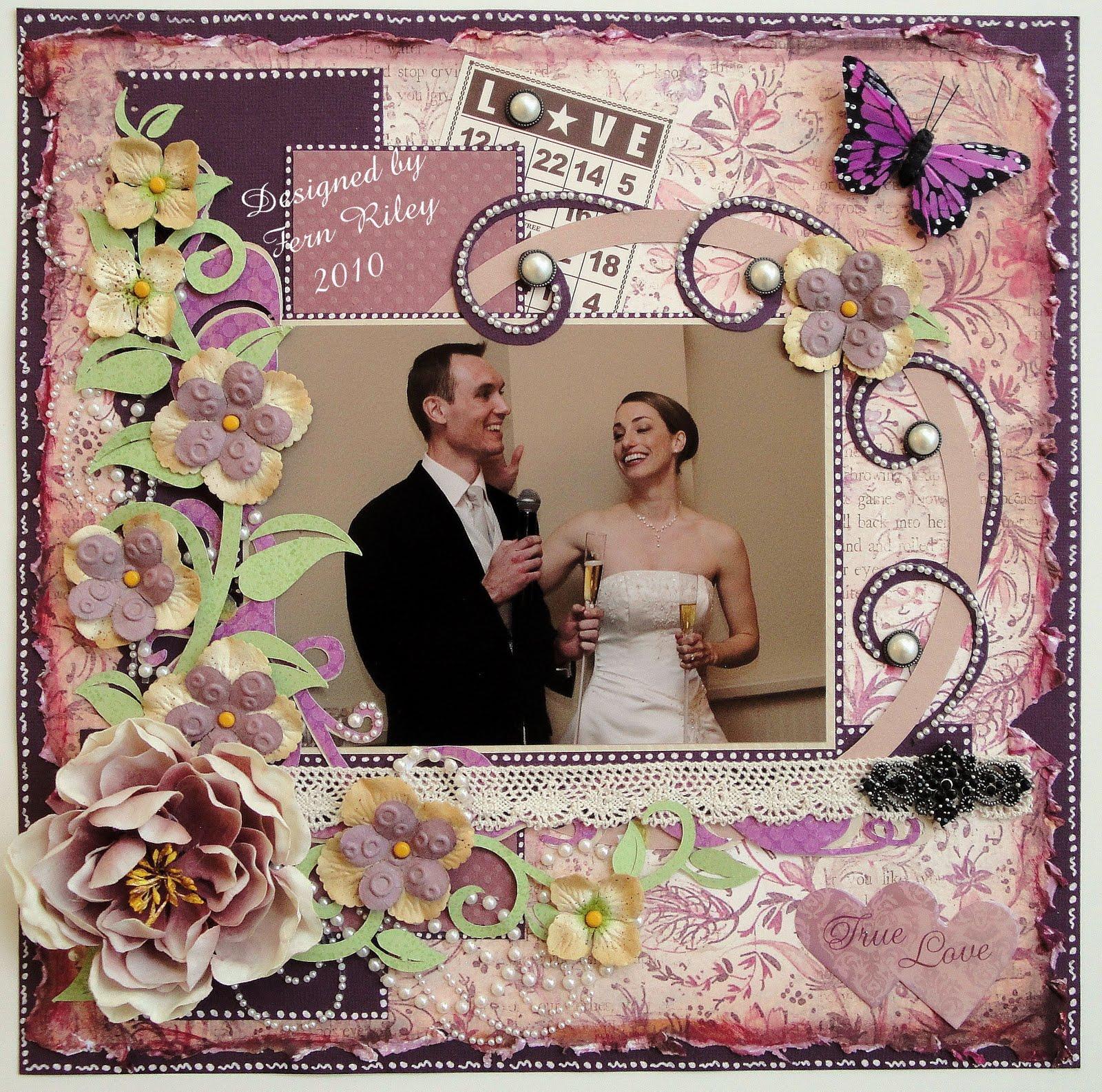 Wedding Album Photo Albums Scrapbook Wedding Scrapbooking Supplies